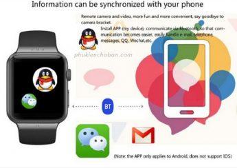 đồng hồ thông minh K8 phukienchoban.com hồ chí minh