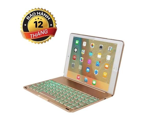 Hướng dẫn sử dụng bàn phím Bluetooth ốp lưng cho iPad