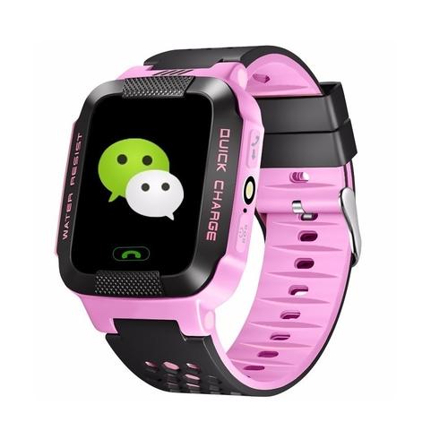 đồng hồ định vị trẻ em GPS – Smart Watch Q528 Tracker GPS