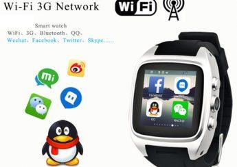 đồng hồ thông minh wifi giá rẻ