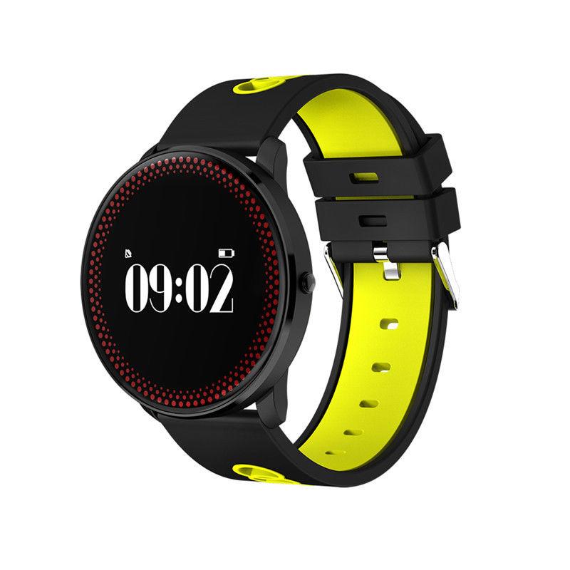 đồng hồ thông minh mặt tròn