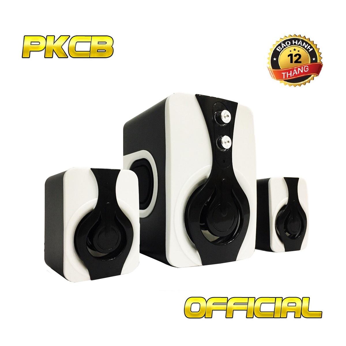 Loa Nghe Nhạc điện thoại, tivi,máy tính speakers PKCB 2060 Bass 2018