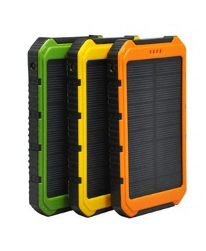 portable charger solar power bank