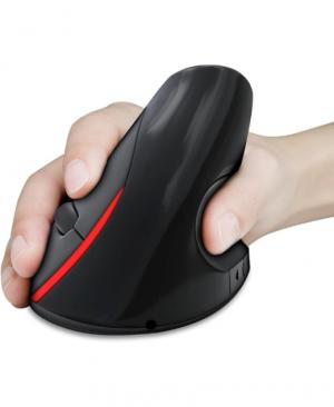 Chuột không Dây Wireless vertical mouse chuột đứng PKCB-WLM