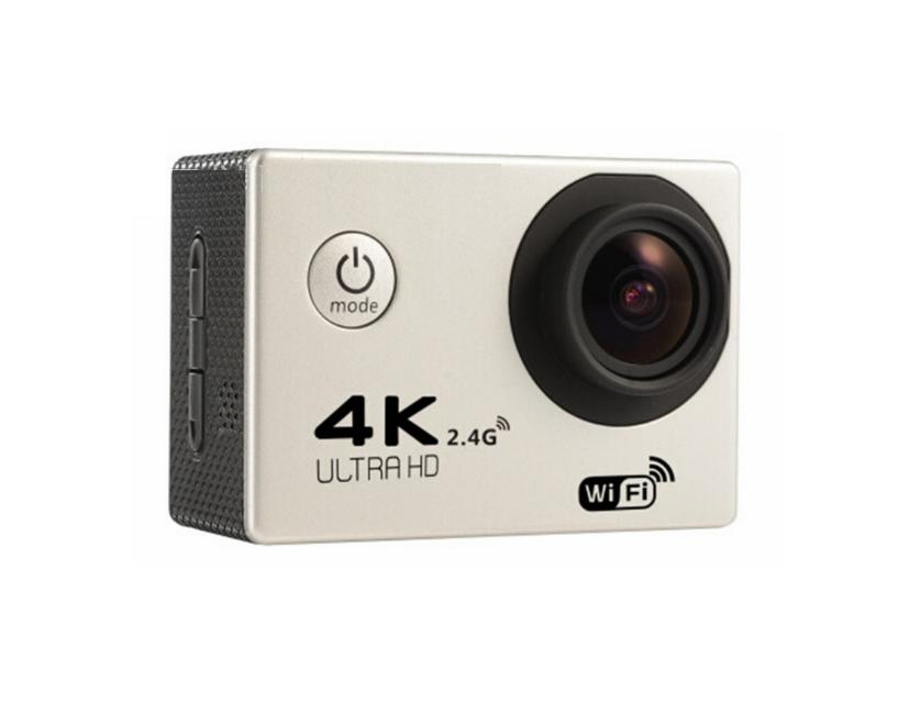 Camera Hành Trình Wifi 4K ULTRA HD Phượt hống nước Sport Cam  2018