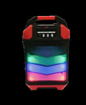 Loa Kéo bluetooth chính hãng siêu bass PKCB 60 đèn LED Cao cấp